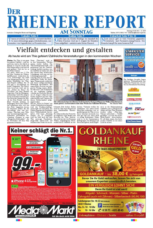KW22-2011 by Rheiner Report GmbH - issuu
