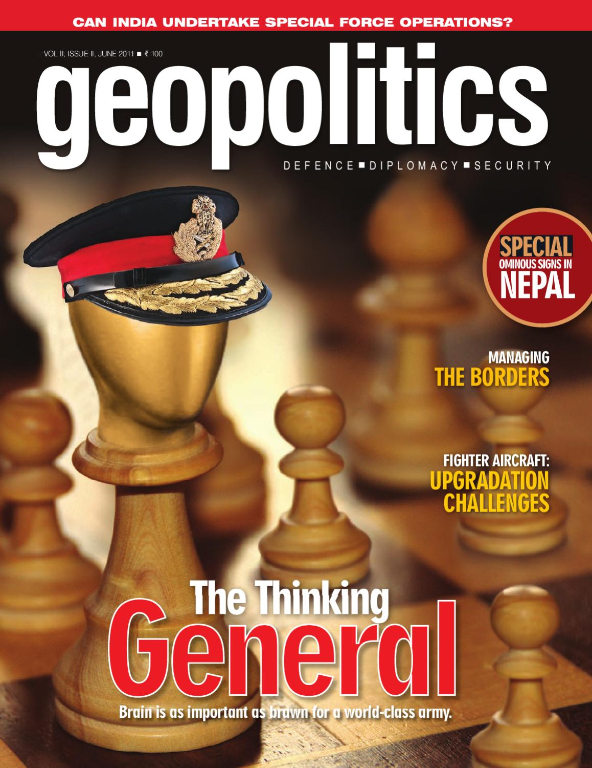 Geopolitics June 2011 By Newsline Issuu Move Checkmate Diagram Furthermore Chess Moves In Addition The Event