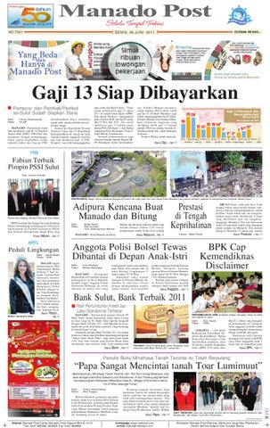 manado post by manado post issuu