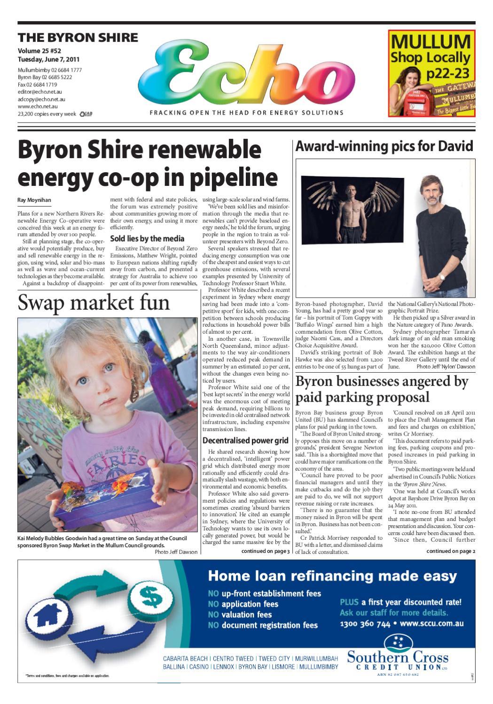 Byron Shire Echo – Issue 25.52 – 07 06 2011 by Echo Publications - issuu c1b312eba584