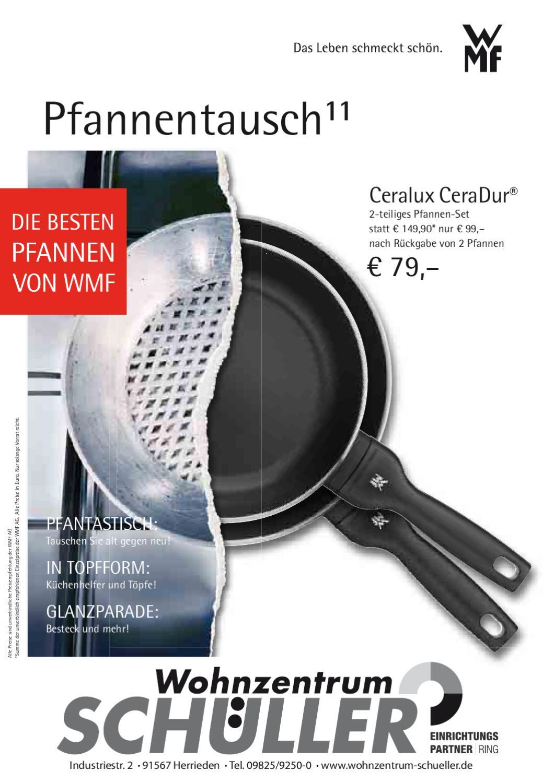 WMF Pfanne 24 cm Favorit Cromargan Edelstahl Induktion Profi Neu 9034 Bratpfanne