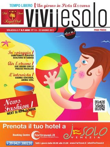 Vivijesolo numero 05 2011 by Next Italia - issuu 1134c2d46