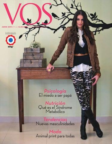167a02eb14 Revista VOS . Junio 2011 by EMG - issuu