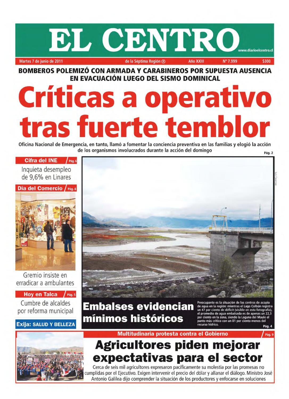 09ef940299c51 diario 07-06-2011 by Diario El Centro S.A - issuu