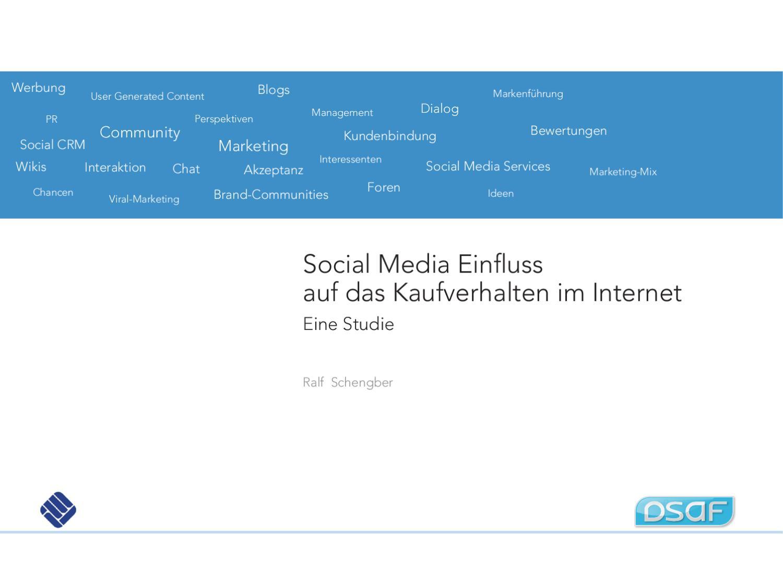 Einfluss Sozialer Medien
