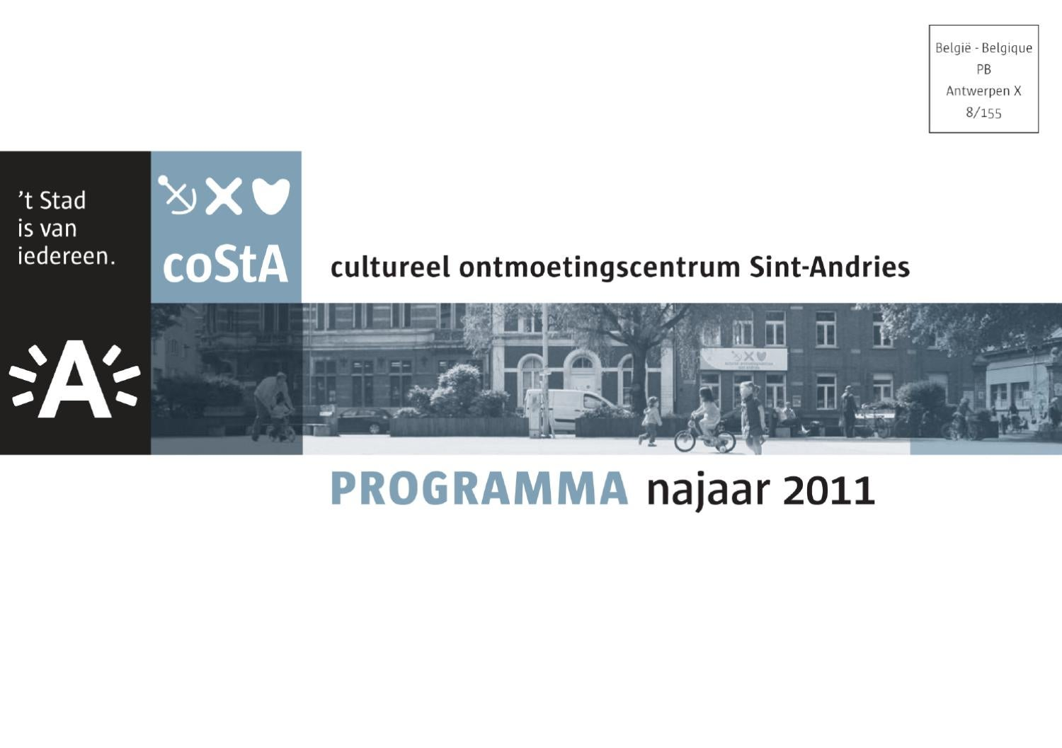 Najaarsbrochure coStA 2011 by An Maes - issuu
