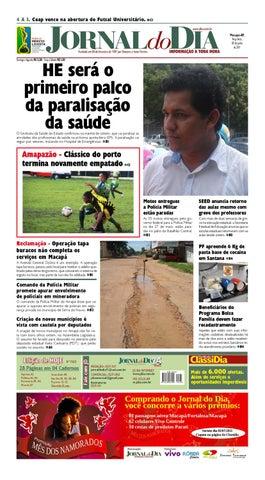 572fb6d10b Ceap vence na abertura do Futsal Universitário. nC1 Macapá-AP