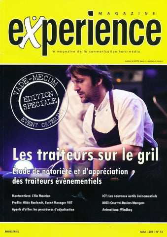 Experience 73 FR By Eventattitude