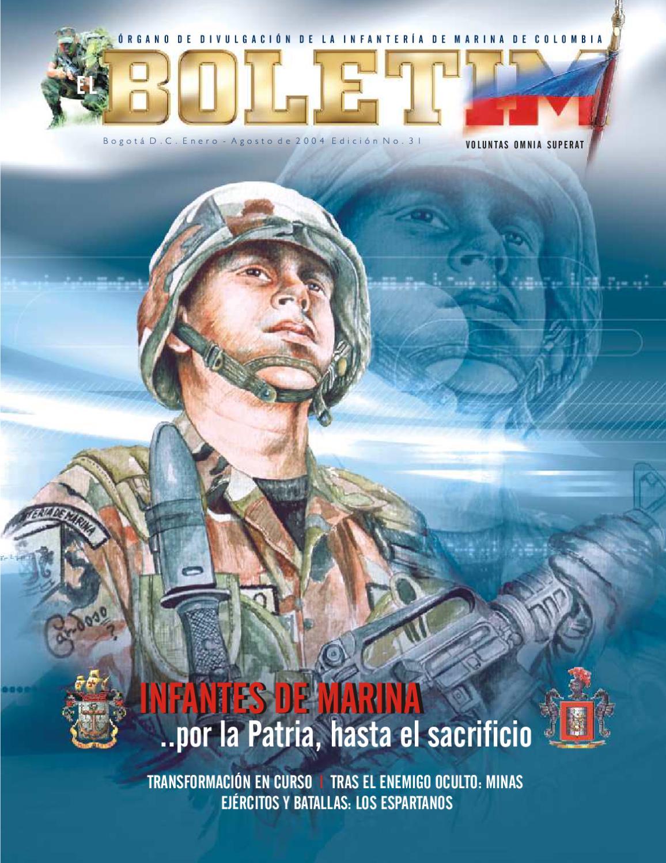 BOLETIM 31 by Soporte Naval edu co - issuu