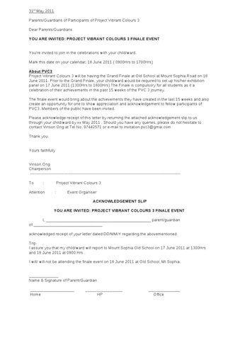 Parents Letter Of Consent from image.isu.pub