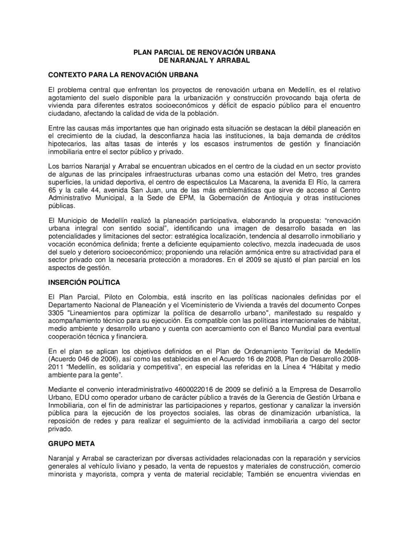 Resumen-Ejecutivo-Naranjal-Arrabal by EDU MEDELLIN - issuu