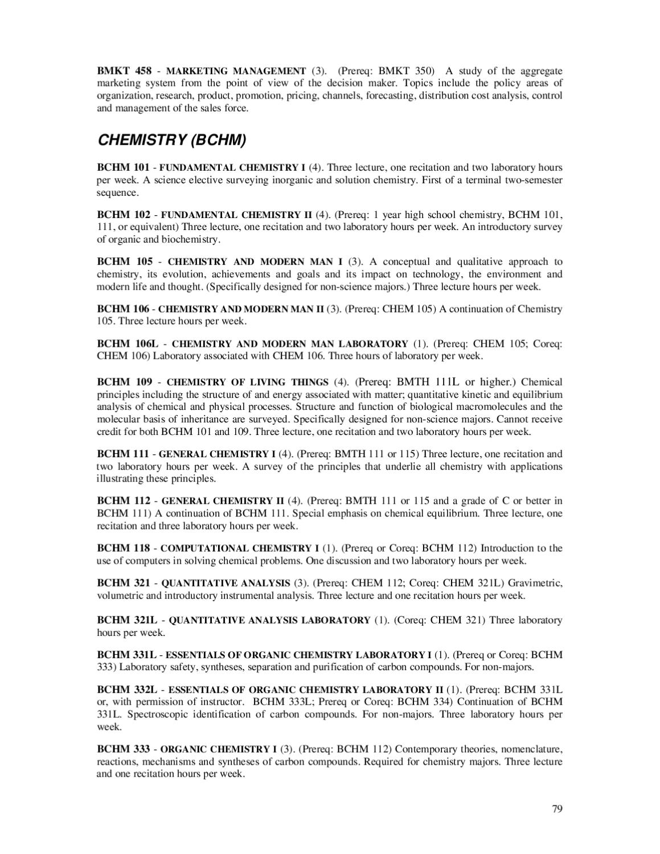 08_09_Bulletin by University of South Carolina Beaufort
