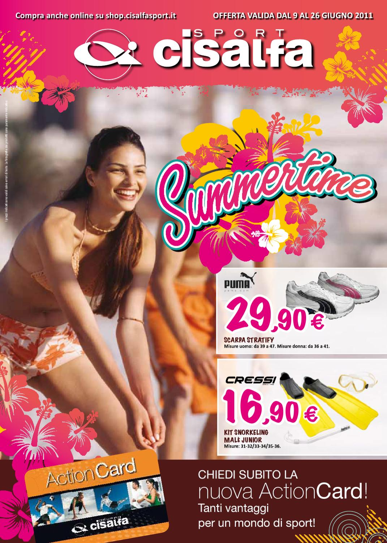 Summertime by Cisalfa Sport issuu
