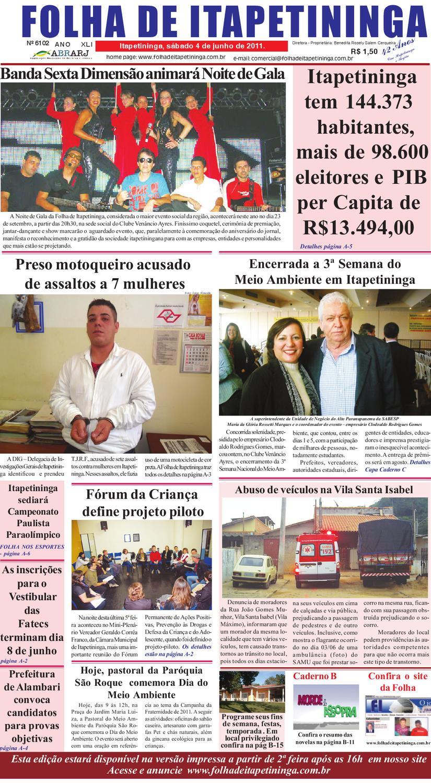 070fbe8b440 Folha 4 6 by Jornal Folha de Itapetininga - issuu