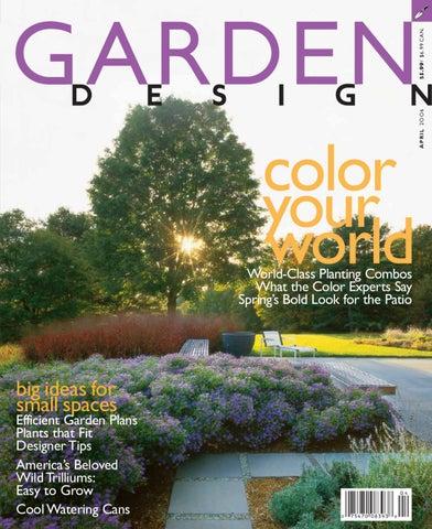 Garden Design Magazine G Vine Spheres on