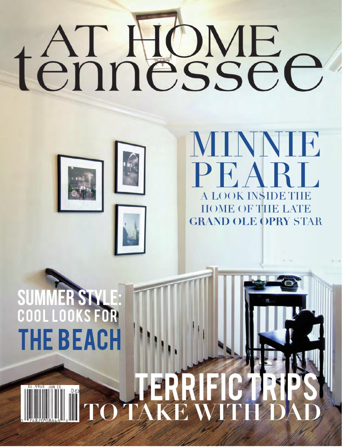 June issue 2011 by At Home Memphis & Mid South - issuu