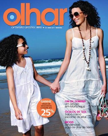 3695bbc85 Revista Olhar n.4 by Optivisão - issuu