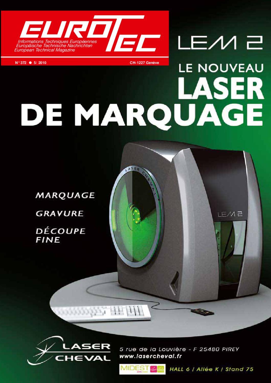 Eurotec 372 - Issue 5, 2010 by Pierre-Yves Kohler - issuu