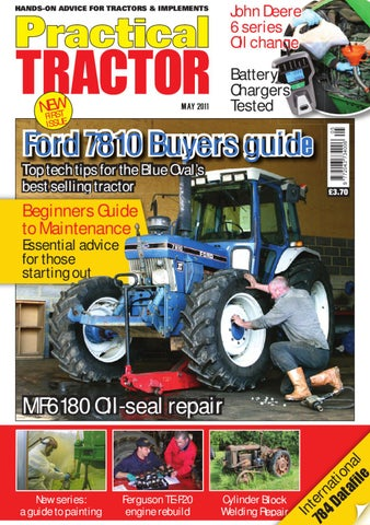 Practical Tractor May 2011 by KELSEY Publishing Ltd - issuu