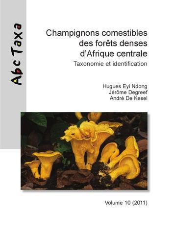 91e49745bef Eyi Ndong H et al 2011. Champignons comestibles des forets denses d ...