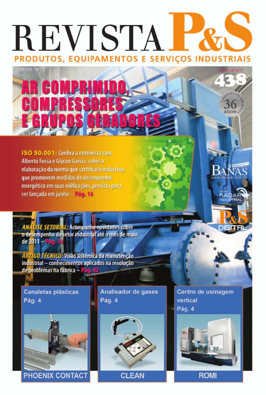 b305e944e77 Revista PS 438 - Junho 2011 by Editora Banas - issuu