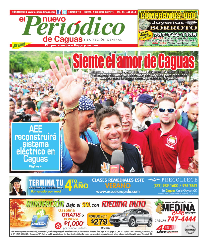 El Nuevo Periodico Caguas Edicion 119 By El Nuevo Periodico De  # Ahorro Muebles Caguas Direccion