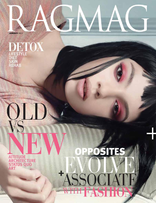 12+ RAGMAG Old v/s New Issue   Jan 8   Issue 8   by RAGMAG ... Kollektion