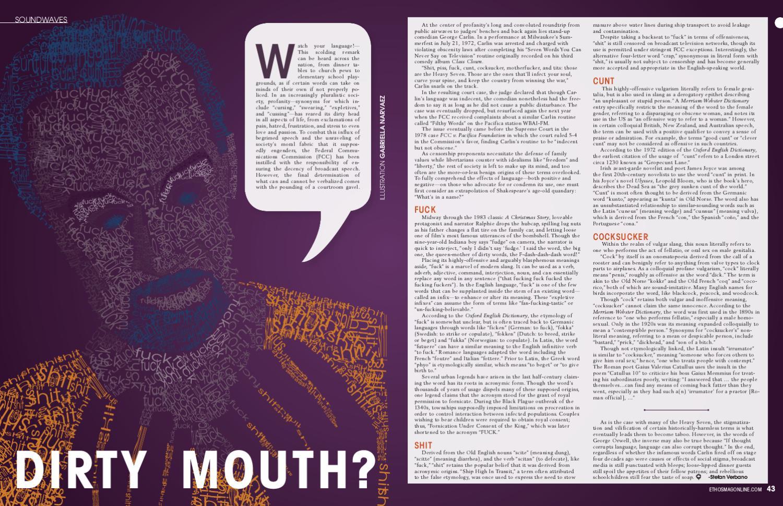 Summer 2011 by Ethos Magazine - issuu