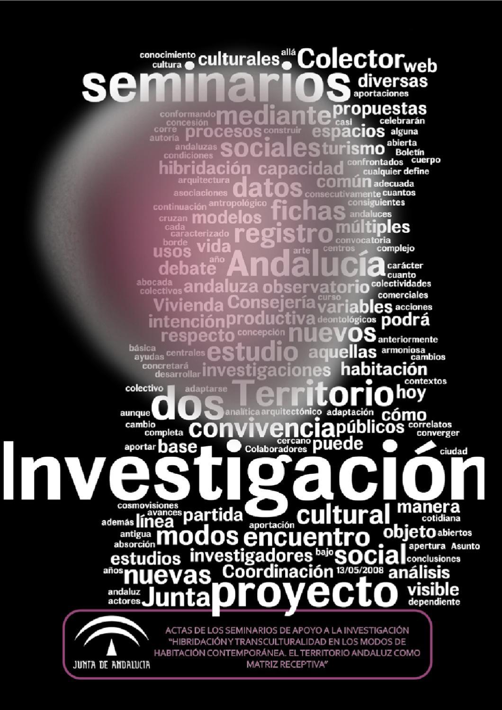 actas seminarios hibridaciones: espacios mediados by laura tena - issuu
