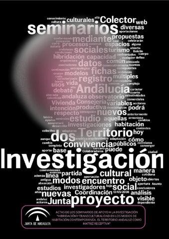 ... de Sevilla Escuela Técnica Superior de Arquitectura Responsable de esta  edición  Carlos Tapia Martín. ISBN  978 - 84 - 692 - 4950 - 5 Nº Registro   09 ... 082aae62ebe2