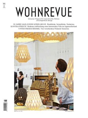 Wohnrevue 06 2011 by Boll Verlag - issuu