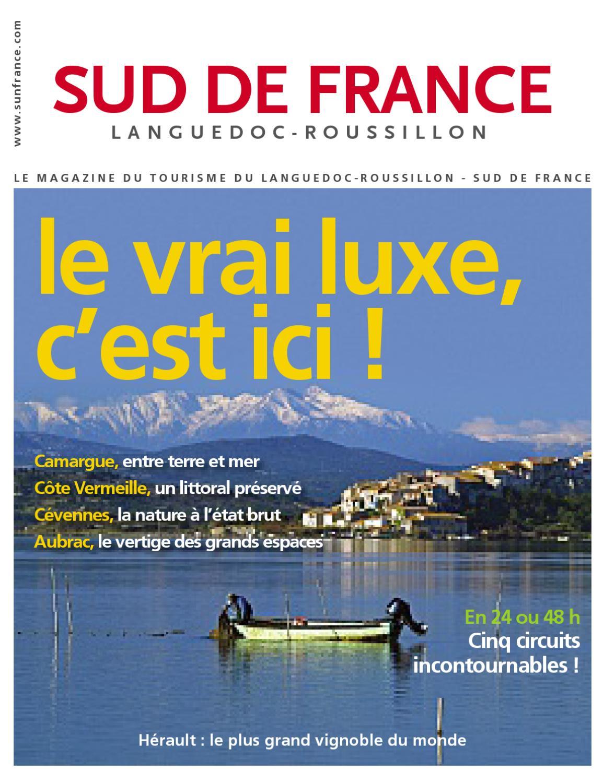 Cote Flammes Villefranche De Lauragais brochure sud de france languedoc-roussillon 2011sud de