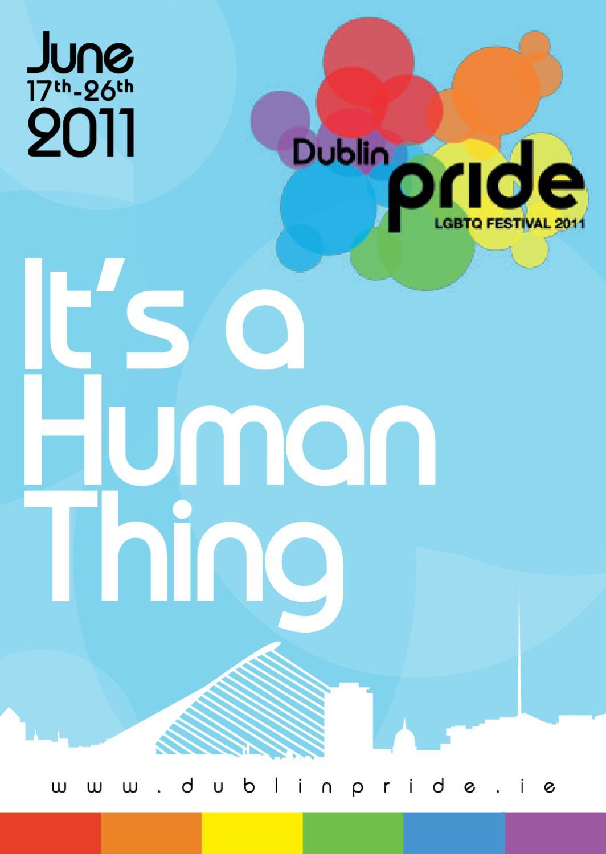 Dublin Pride Festival Programme by Dublin Pride - issuu