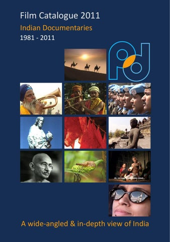 Films Catalogue By Indian Diplomacy Issuu