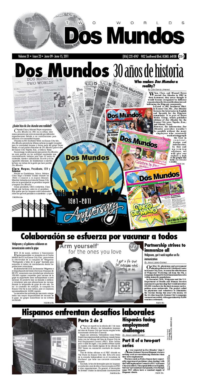 Dos Mundos Newspaper V31I23 by Dos Mundos Newspaper - issuu on