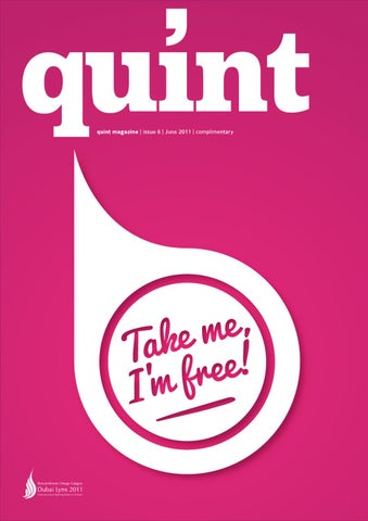 newest d432c 03874 quint magazine   issue 6 by quint - issuu