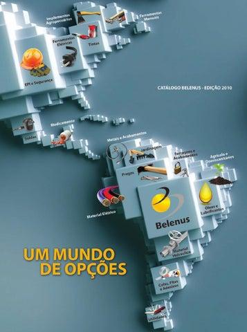 Catálogo de Ferramentas by Belenus Belenus do Brasil - issuu 4c12f9e635