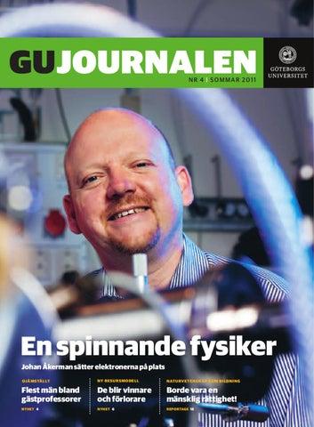 GU Journalen nr 4-2011 by University of Gothenburg - issuu c296c88db1dae