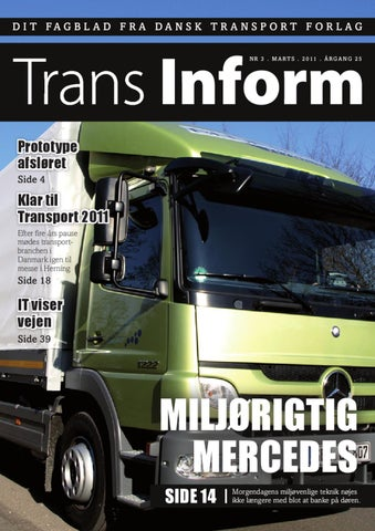f864a5ef464 TI03_2011_ISSUU by Dansk Transport Forlag A/S - issuu