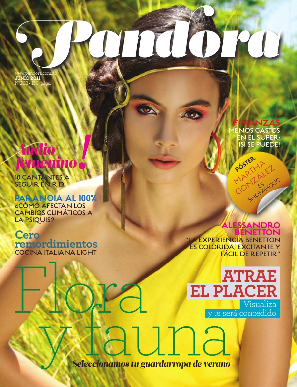 1b8a32dff Revista Pandora by Multimedios del Caribe - issuu
