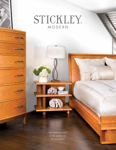 stickley bedroom furniture. Page 1 Stickley Modern Collection by  issuu