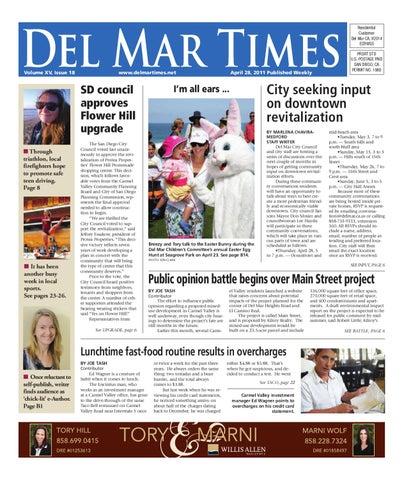 834a68b8 4-28-2011 Del Mar Times by MainStreet Media - issuu