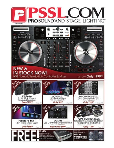 2011-06-June by PSSL.com - ProSound   Stage Lighting - issuu a1b2e2676