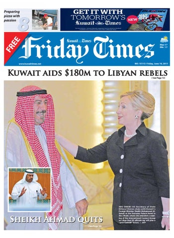 90d14d6bd 10 Jun - Friday Times by Kuwait Times - issuu