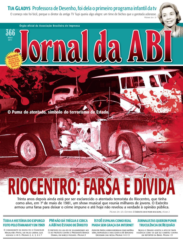 e77db2436 Jornal da ABI 366 by Francisco Ucha - issuu