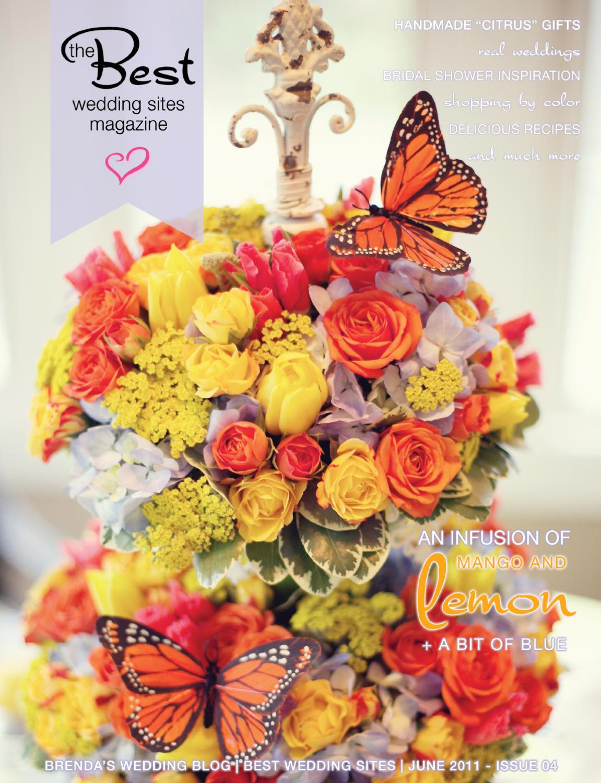 Best Wedding Sites Magazine - June 2011 by Bridal Bureau LLC - issuu