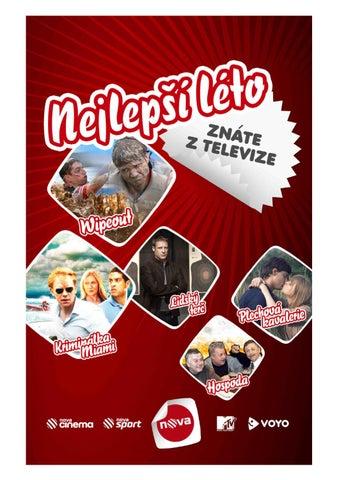 TV Nova  Léto 2011 by Médiář - issuu 7054dfa3fc