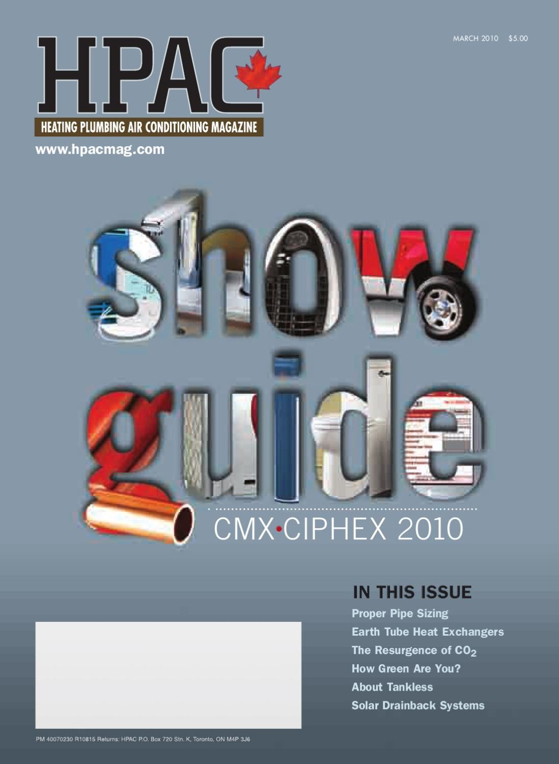 HPAC02_2010 by Annex-Newcom LP - issuu