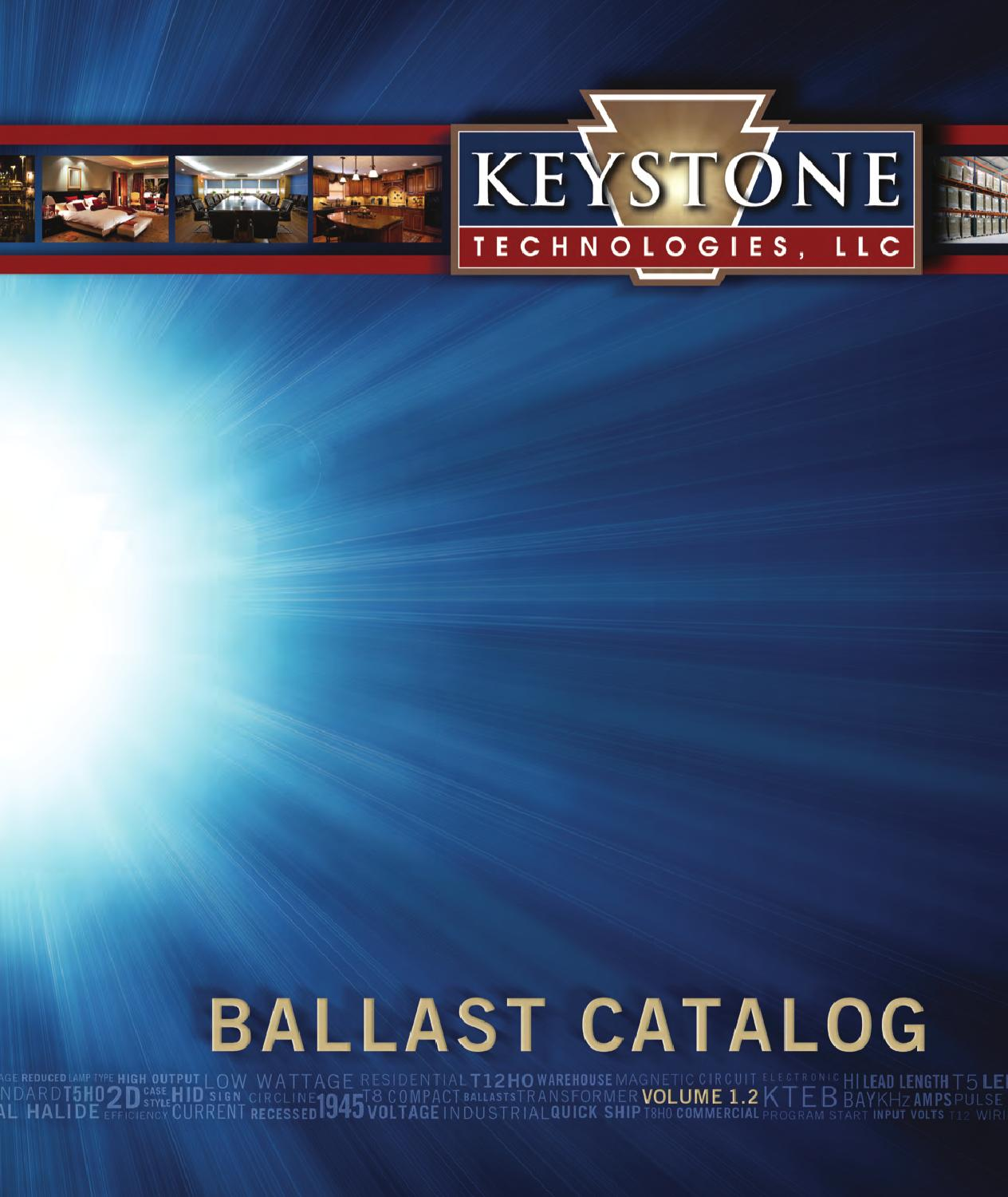Keystone Catalog By Josh Brown Issuu 1000w Sodium Ballast Wiring Diagram