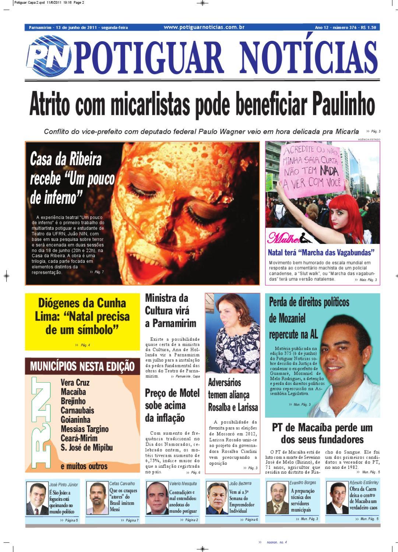 Potiguar Notícias - Edição 376 by Potiguar Notícias - issuu 92e428d433